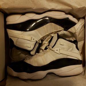 6 Ring Jordans